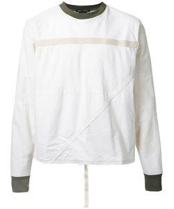 Longjourney   Round Neck Sweatshirt Mens Size Large Cotton/Polyester