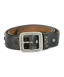 Htc Hollywood Trading Company | Buckled Belt Mens Size 100 Leather