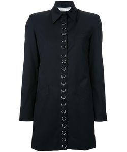 Ashley Williams   Longline Shirt Womens Size 6 Wool
