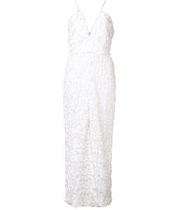 Christian Siriano | Petal Dress Womens Size 6 Polyester