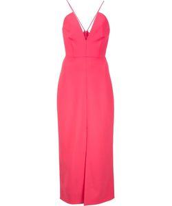 Christian Siriano | Slip Dress Womens Size 4 Polyester/Polyurethane