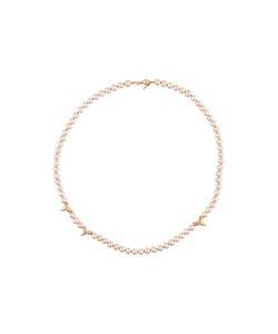Nektar De Stagni   Pearl Short Necklace Womens Size 20
