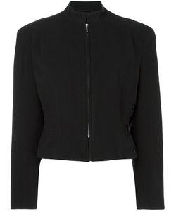 Yohji Yamamoto Vintage | Wool Short Jacket Womens Size Medium