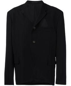 Yohji Yamamoto Vintage | Triangle Cut-Oiut Blazer Mens Size Medium