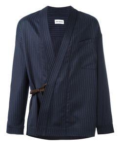 Umit Benan | Kimono Jacket Mens Size 50 Wool/Polyester