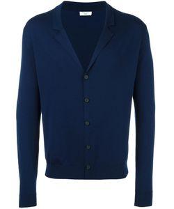 Fashion Clinic | Notched Lapel Cardigan Mens Size 50 Wool