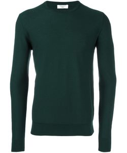 Fashion Clinic | Classic Crew Neck Jumper Mens Size 48 Wool