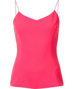 Christian Siriano | V-Neck Tank Top Womens Size 4 Polyester