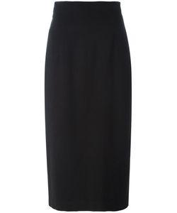 Yohji Yamamoto Vintage | Mid Length Skirt Womens Size Small