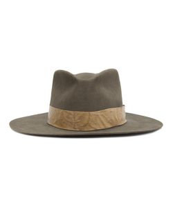 Nick Fouquet | Western Hat Mens Size 58 Wool Felt