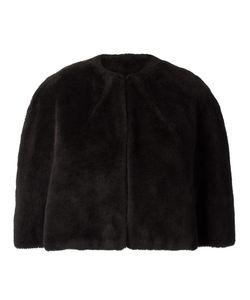 Yohji Yamamoto Vintage | Faux Fur Knit Bolero Womens Size Medium
