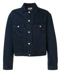 Cmmn Swdn | Classic Denim Jacket Mens Size 52 Cotton