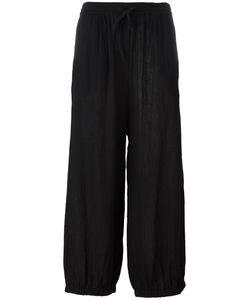 Ivan Grundahl   Mar Trousers Womens Size Medium Silk/Wool