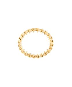 Shaun Leane | 18kt Gold Serpents Trace Ring Adult Unisex Size