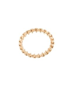 Shaun Leane | 18kt Rose Gold Serpents Trace Ring Adult Unisex Size