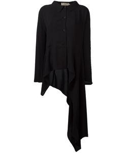 Ivan Grundahl   Asymmetric Shirt Womens Size 40 Polyester
