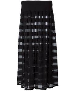 Ivan Grundahl   Maria Skirt Womens Size 36 Nylon/Viscose