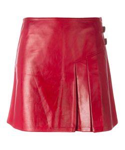 Christian Dior Vintage | Mini Kilt Style Skirt Womens Size 36