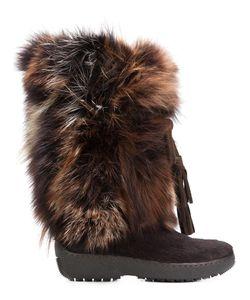 Pajar | Fox Trot Boots Womens Size 41 Fox Fur/Calf Hair