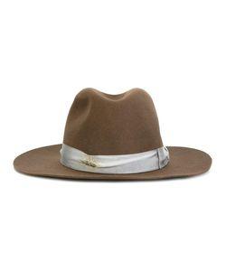 Borsalino | Beaver Hat Mens Size 57 Wool Felt
