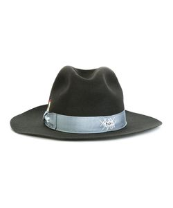 Borsalino | Beaver Hat Womens Size 58 Wool Felt