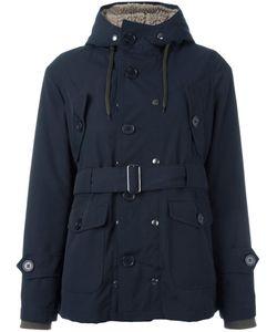 Equipe '70 | Hooded Jacket Womens Size 42 Polyester/Acrylic/Polyamide