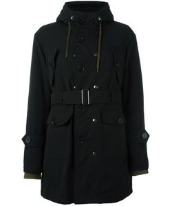 Equipe '70 | Hooded Parka Womens Size 40 Acrylic/Polyester/Polyamide