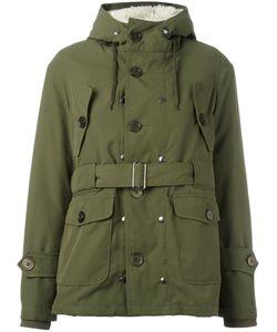 Equipe '70 | Hooded Jacket Womens Size 42 Acrylic/Polyester/Polyamide
