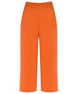 Andrea Marques | High-Waisted Culottes Womens Size 38 Cotton