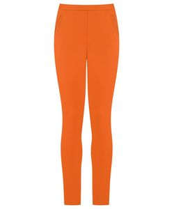 Andrea Marques | Slim Fit Trousers Womens Size 38 Spandex/Elastane/Cotton