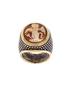 Amedeo | Cornelian Ring Womens Size 7 1/4