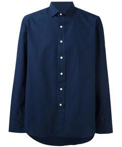 Salvatore Piccolo | Sport Shirt Mens Size 42 Cotton