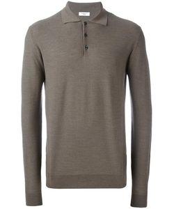 Fashion Clinic | Polo Collar Jumper Mens Size 50 Wool