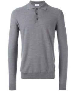 Fashion Clinic | Polo Collar Jumper Mens Size 46 Wool