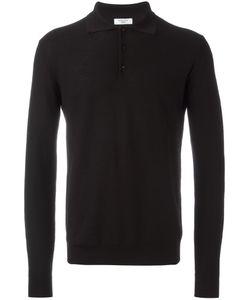 Fashion Clinic | Polo Collar Jumper Mens Size 48 Wool
