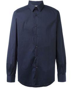 Fashion Clinic | Classic Buttoned Shirt Mens Size 45 Cotton/Polyamide/Spandex/Elastane