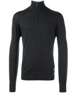 CP Company | Zipped Turtleneck Jumper Mens Size 50 Wool