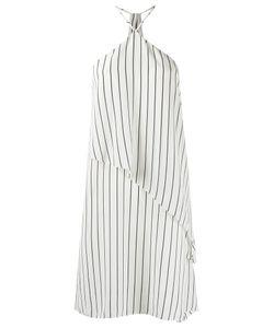 Andrea Marques | Striped Tunic Womens Size 38 Silk