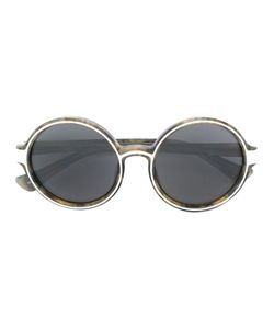 Linda Farrow Gallery   Dries Van Noten 83 C5 Sunglasses Womens