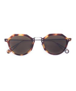 Ahlem   Classic Tortoise Sunglasses Womens Metal