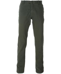Jacob Cohen Academy   Straight-Leg Chinos Mens Size 40 Cotton/Spandex/Elastane