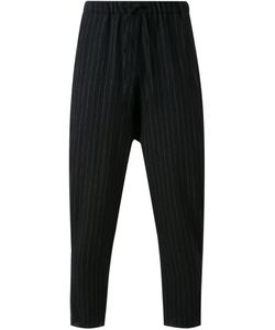 Aganovich | Cropped Trousers Mens Size 50 Wool