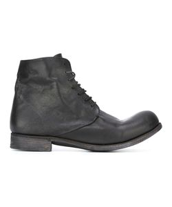 A Diciannoveventitre | Lace-Up Workboots Mens Size 44 Leather K6workboots11759624