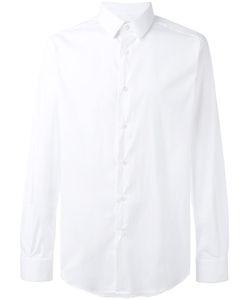 Fashion Clinic | Classic Buttoned Shirt Mens Size 44 Cotton/Polyamide/Spandex/Elastane
