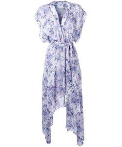 GINGER & SMART | Amplitude Wrap Dress Womens Size 8 Viscose