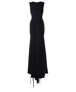 Alex Perry | Kadence Gown Womens Size 12 Polyester/Triacetate