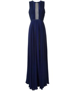 Alex Perry | Annalise Gown Womens Size 10 Silk/Cotton/Polyester