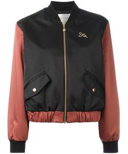 Stine Goya | Stine Bomber Jacket Womens Size Medium Polyester