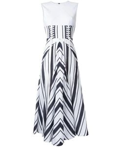 Alex Perry | Carter Dress Womens Size 6 Cotton/Polyester