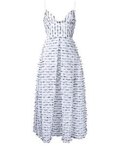 Alex Perry | Spencer Dress Womens Size 6 Cotton/Polyamide/Polyester
